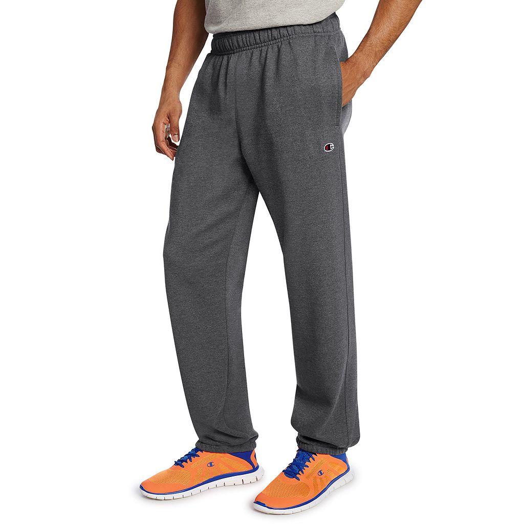Men's Champion Powerblend Fleece Pants