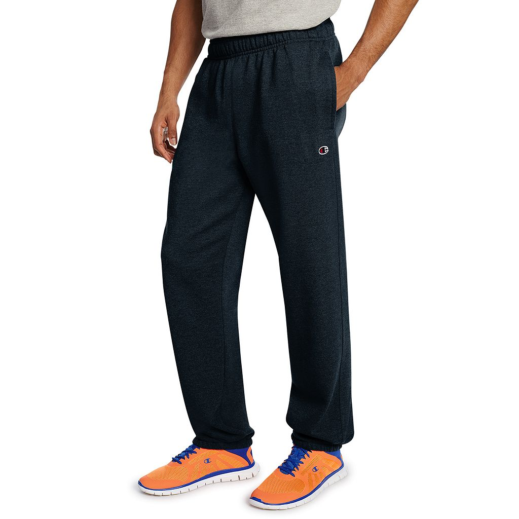 Men's Champion Powerblend Fleece Pants