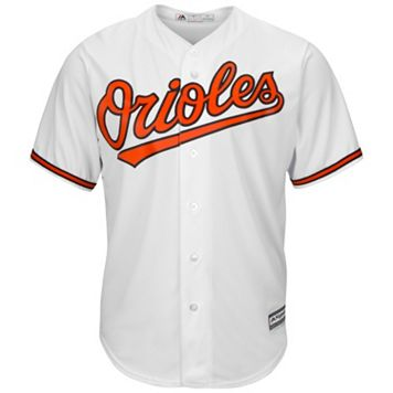 Big & Tall Majestic Baltimore Orioles Cool Base Replica Jersey