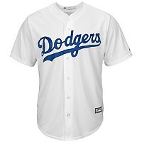 Big & Tall Majestic Los Angeles Dodgers Cool Base Replica Jersey