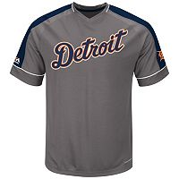 Big & Tall Majestic Detroit Tigers Dominant Campaign Tee