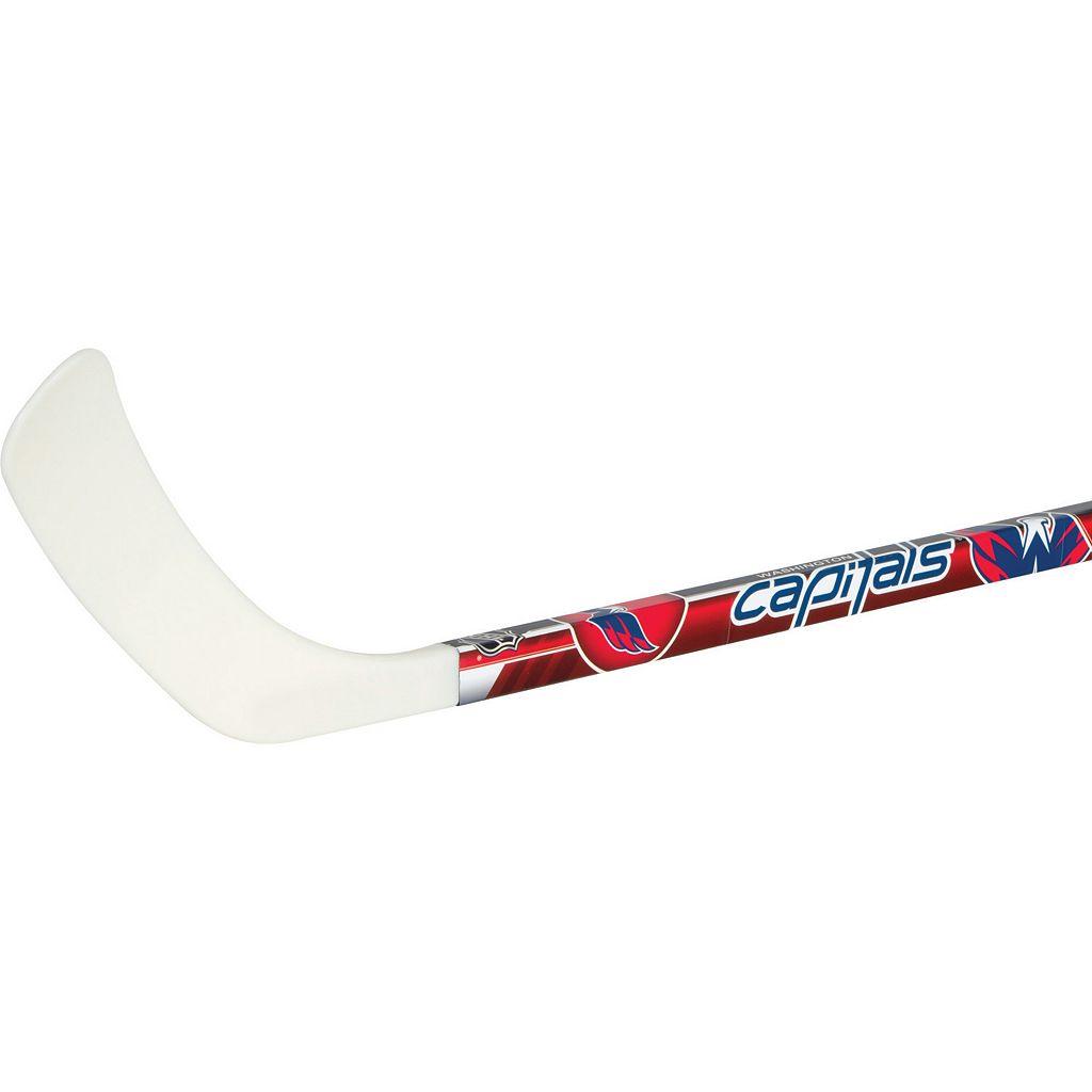 Franklin Washington Capitals 48-Inch Right Hand Street Hockey Stick