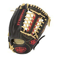Adult Louisville Slugger 11.5 in Left Hand Throw Omaha S5 Baseball Glove