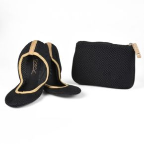 Sidekicks Meside Women's Foldable Ballet Flats