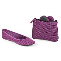 Sidekicks Meside Women's Foldable Ballet Flats