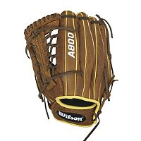 Adult Wilson A800 Showtime 11.75-in. Left Hand Throw Baseball Glove