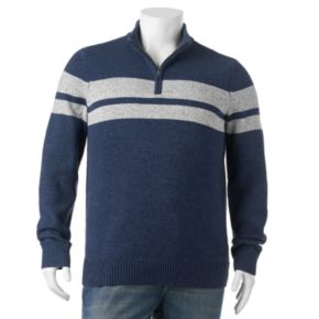 Big & Tall® Quarter-Zip Sweater