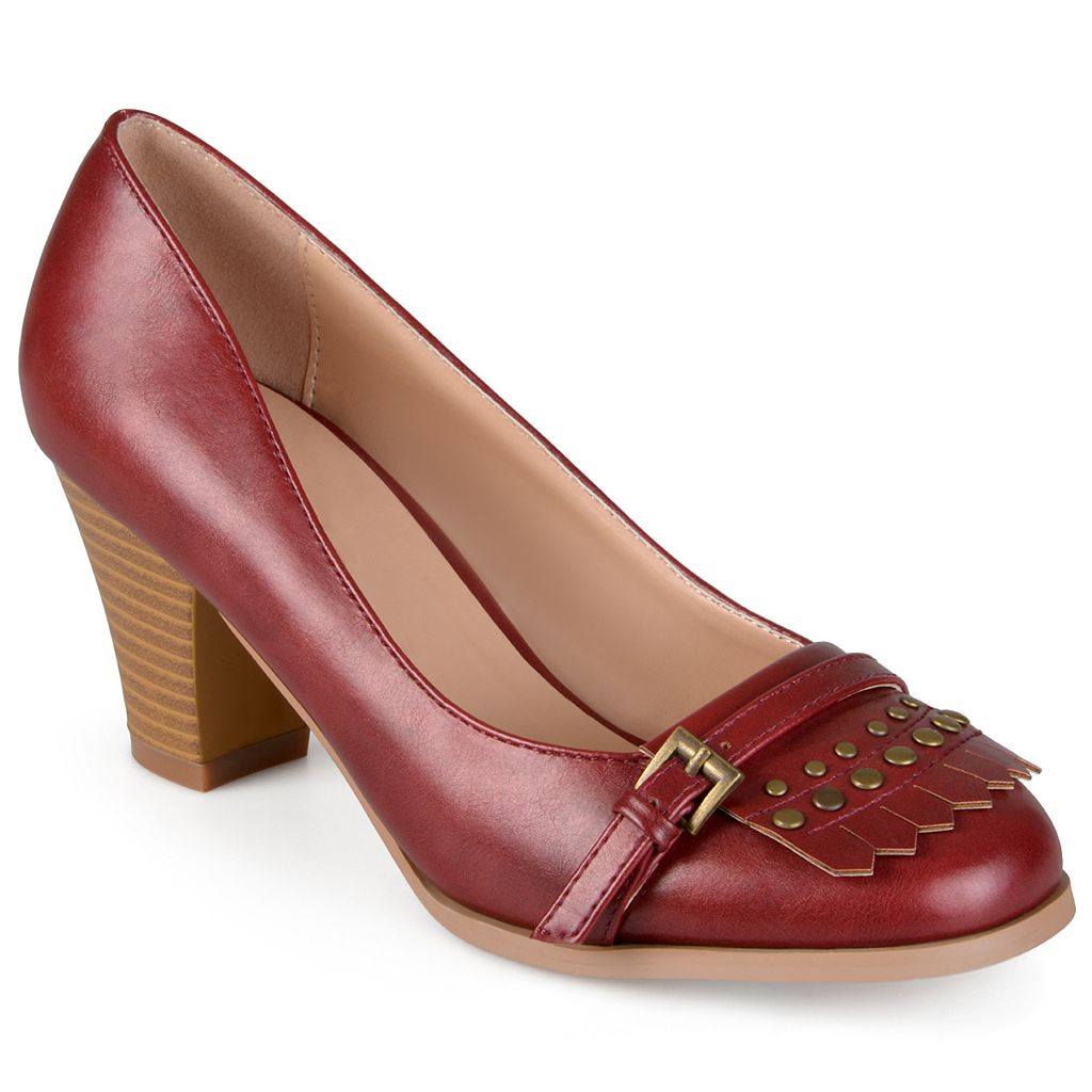 Journee Collection Nora Women's Loafer Pumps