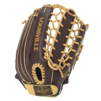 Adult Louisville Slugger 12.5-in. Left Hand Throw Omaha Select Brown Baseball Glove