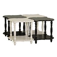 Pulaski Accent End Table 4-piece Set