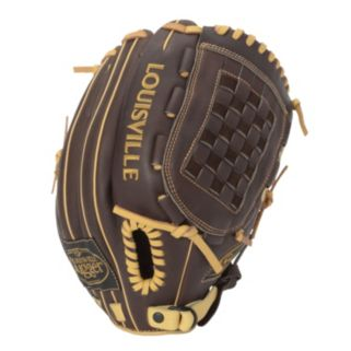 Adult Louisville Slugger 12-in. Right Hand Throw Omaha Select Brown Baseball Glove