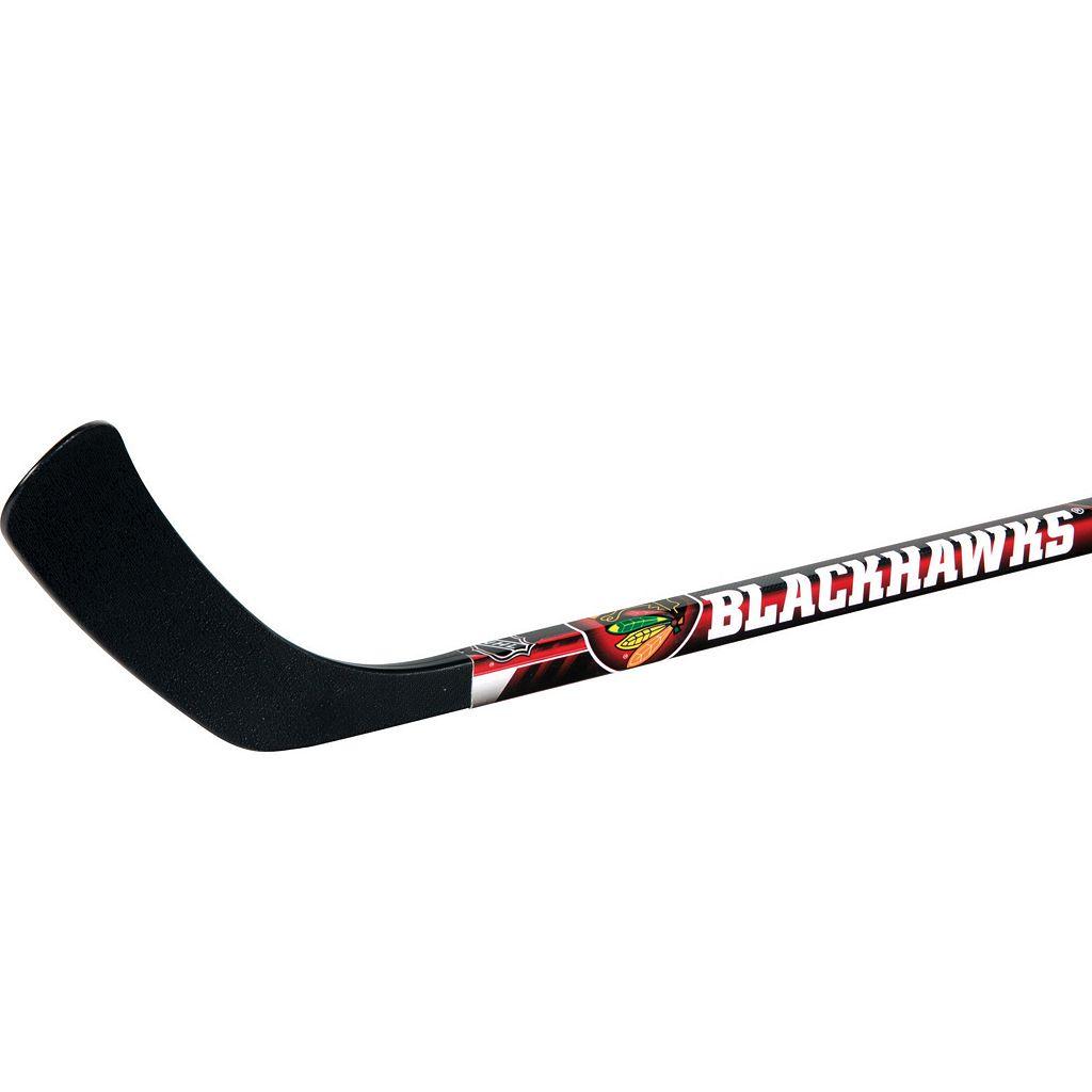 Franklin Chicago Blackhawks 48-Inch Left Hand Street Hockey Stick