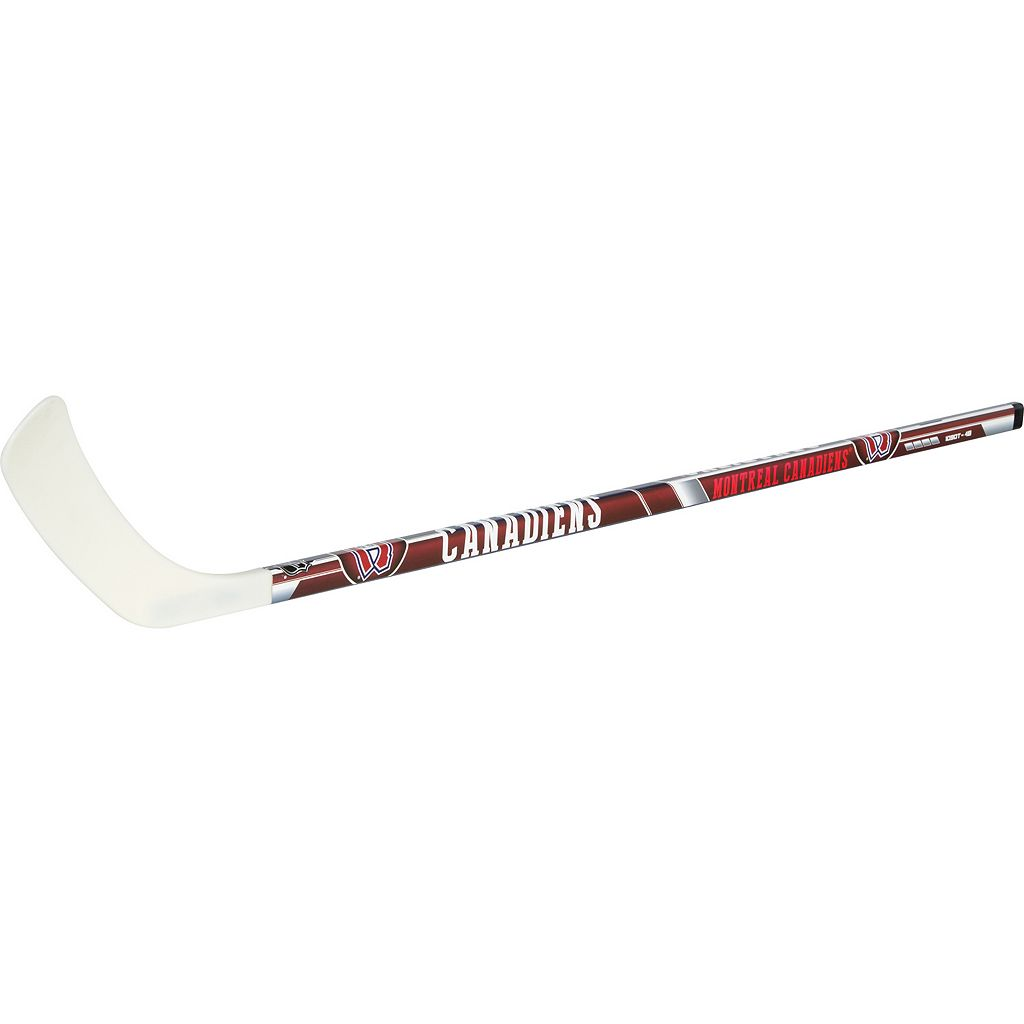 Franklin Montreal Canadiens 48-Inch Left Hand Street Hockey Stick