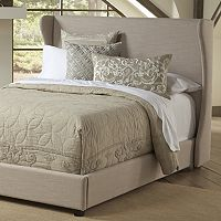 Pulaski Wing Upholstered Queen Bed