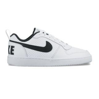 Nike Court Borough Low Grade School Boys' Shoes