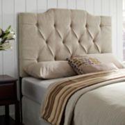 Pulaski Tufted Upholstered Full / Queen Headboard