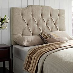 Pulaski Tufted Upholstered Full / Queen Headboard