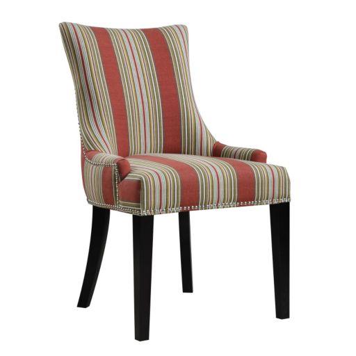 Pulaski Bourbon Imperial Stripe Dining Chair