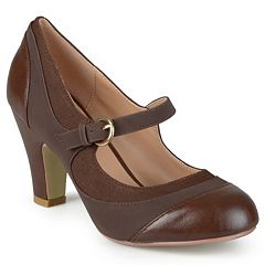 Journee Collection Siri Women's Mary Jane Heels