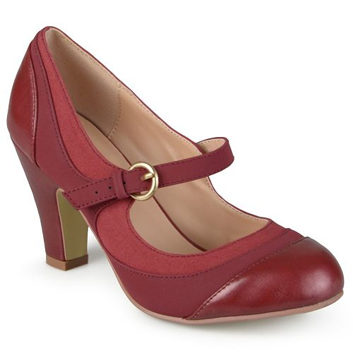 Journee Collection Siri Women's Mary Jane Heels