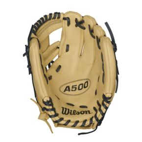 Adult Wilson A500 11-in. Right Hand Throw Baseball Glove