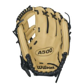 Adult Wilson A500 11.5-in. Right Hand Throw Baseball Glove