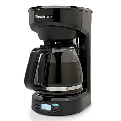 Toastmaster 12-Cup Programmable Coffee Maker
