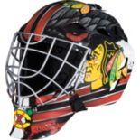 Franklin Youth Chicago Blackhawks GFM 1500 Street Hockey Goalie Face Mask