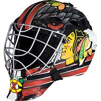 Franklin Youth Chicago Blackhawks GFM 1500 Street Hockey Goalie Face Mask