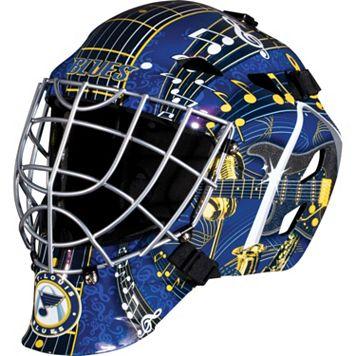 Franklin Youth St. Louis Blues GFM 1500 Street Hockey Goalie Face Mask