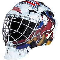 Franklin Youth Montreal Canadiens GFM 1500 Street Hockey Goalie Face Mask