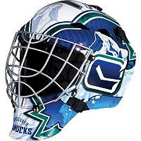 Franklin Youth Vancouver Canucks GFM 1500 Street Hockey Goalie Face Mask