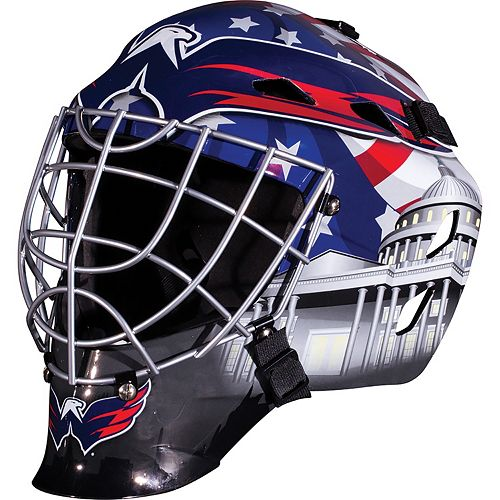 Franklin Youth Washington Capitals GFM 1500 Street Hockey Goalie Face Mask