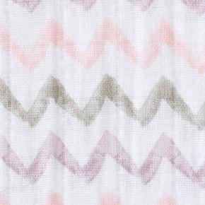 Baby Girl HALO SleepSack Chevron Muslin Wearable Blanket