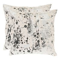 Safavieh Nars Throw Pillow 2-piece Set