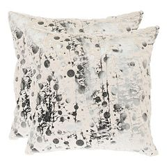 Safavieh Nars Throw Pillow 2 pc Set
