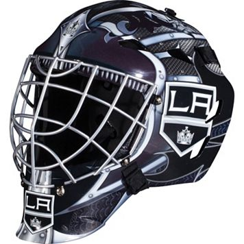 Franklin Youth Los Angeles Kings GFM 1500 Street Hockey Goalie Face Mask
