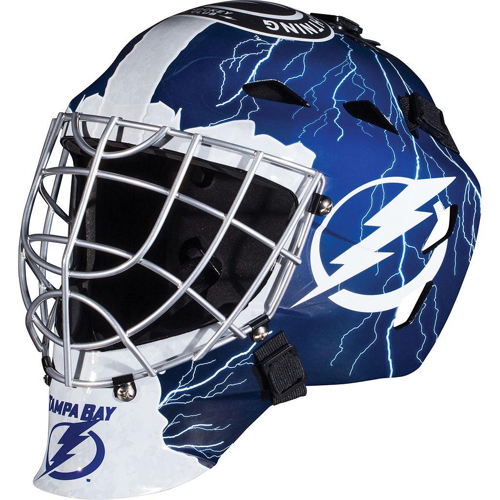 Franklin Youth Tampa Bay Lightning GFM 1500 Street Hockey Goalie Face Mask