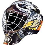 Franklin Youth Anaheim Ducks GFM 1500 Street Hockey Goalie Face Mask