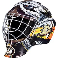 Franklin Youth Anaheim Ducks GFM 1500 Street Hockey Goalie Face Mask