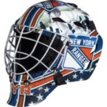 Franklin Youth New York Rangers GFM 1500 Street Hockey Goalie Face Mask