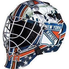 Franklin Youth New York Rangers GFM 1500 Street Hockey Goalie Face Mask