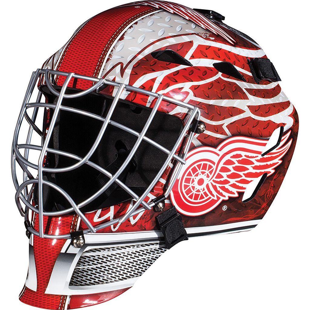 Franklin Youth Detroit Red Wings GFM 1500 Street Hockey Goalie Face Mask