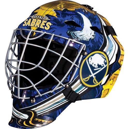 Franklin Youth Buffalo Sabres GFM 1500 Street Hockey Goalie Face Mask