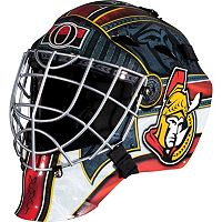 Franklin Youth Ottawa Senators GFM 1500 Street Hockey Goalie Face Mask