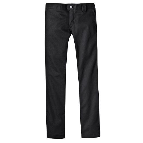 7965a953a Boys 8-20 Dickies Flex Skinny-Fit Straight-Leg Pants