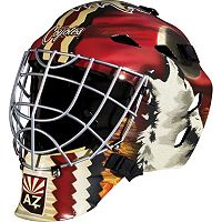 Franklin Youth Arizona Coyotes GFM 1500 Street Hockey Goalie Face Mask