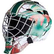 Franklin Youth Minnesota Wild GFM 1500 Street Hockey Goalie Face Mask