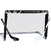 Franklin Los Angeles Kings Mini Hockey Goal Set