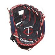 Youth Wilson A0200 10 in Major League Baseball Team Right Hand Throw Baseball Glove